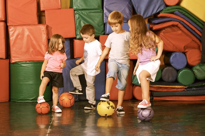 Sportliche Frühförderung in Grundschulen und Vereinen